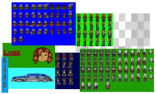 graphic examples around 2001-2003