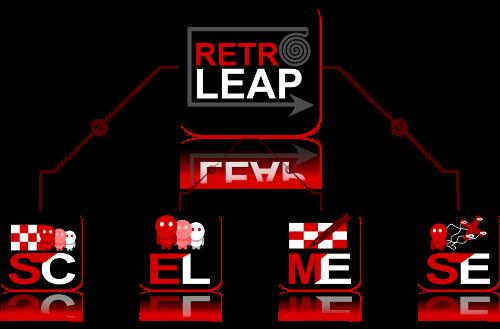 Retroleap Promo